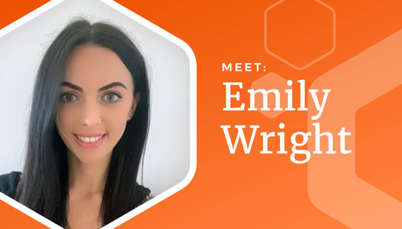 Meet the team - Emily Wright