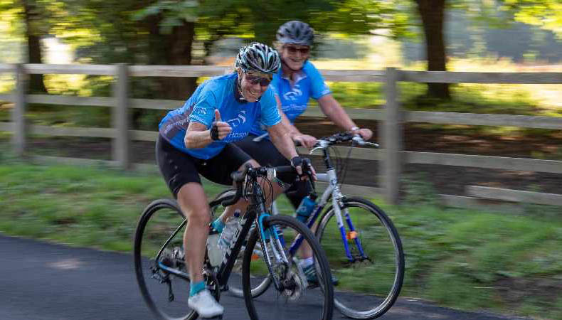 Get on your bike for Willen hospice!
